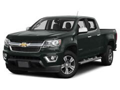 2016 Chevrolet Colorado 2WD WT 2WD Crew Cab 128.3 WT for Sale in Hinesville, GA at Liberty Chrysler Dodge Jeep Ram
