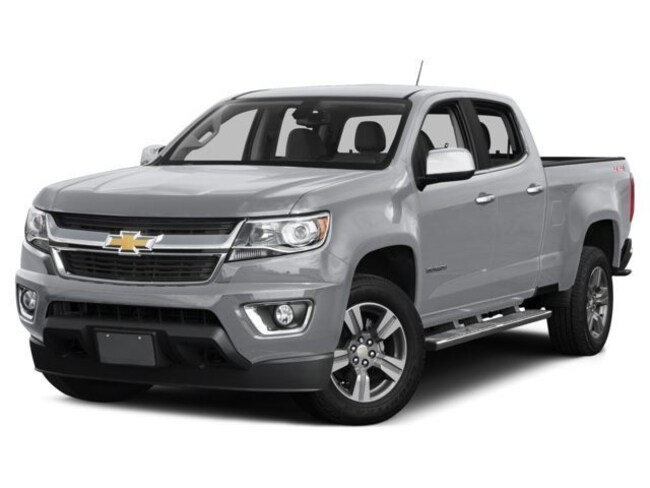 2016 Chevrolet Colorado 4WD WT Crew Cab Pickup