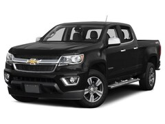 2016 Chevrolet Colorado WT Truck Crew Cab