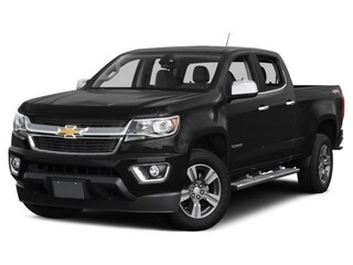 2016 Chevrolet Colorado 4WD WT Crew Cab Pickup for sale in Indianapolis, IN
