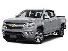 2016 Chevrolet Colorado 2WD WT Truck Crew Cab