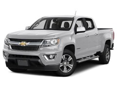Used 2016 Chevrolet Colorado WT Truck Crew Cab in Helena, MT
