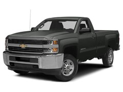 2016 Chevrolet Silverado 3500HD 4x4 Work Truck 6.0L Truck Regular Cab