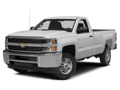 2016 Chevrolet Silverado 3500HD WT Truck Regular Cab
