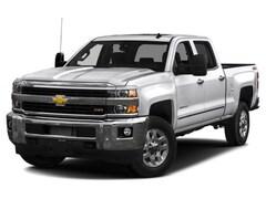2016 Chevrolet Silverado 3500HD Work Truck Truck Crew Cab