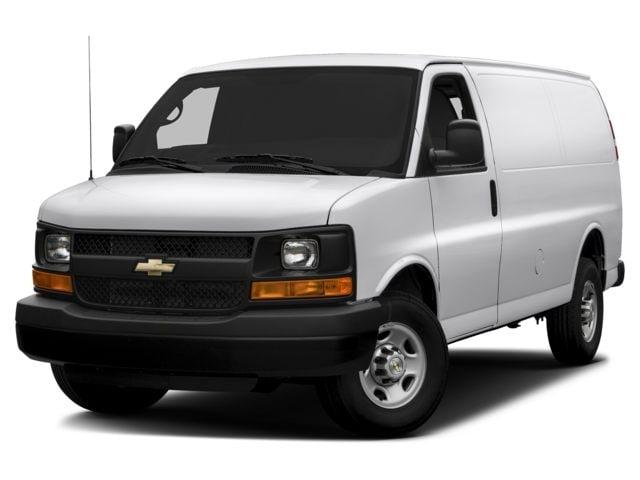 2016 Chevrolet Express 2500 Van Cargo Van