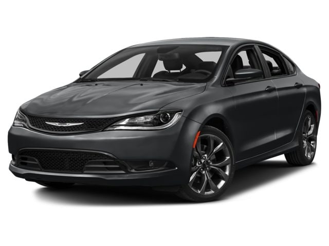 New 2016 Chrysler 200 LX Sedan Medford, OR