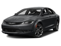 2016 Chrysler 200 LX LX  Sedan