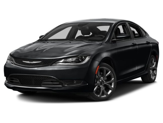 Used 2016 Chrysler 200 Limited Sedan Twin Falls, ID