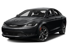 Certified Used 2016 Chrysler 200 S Sedan FWD Raleigh North Carolina