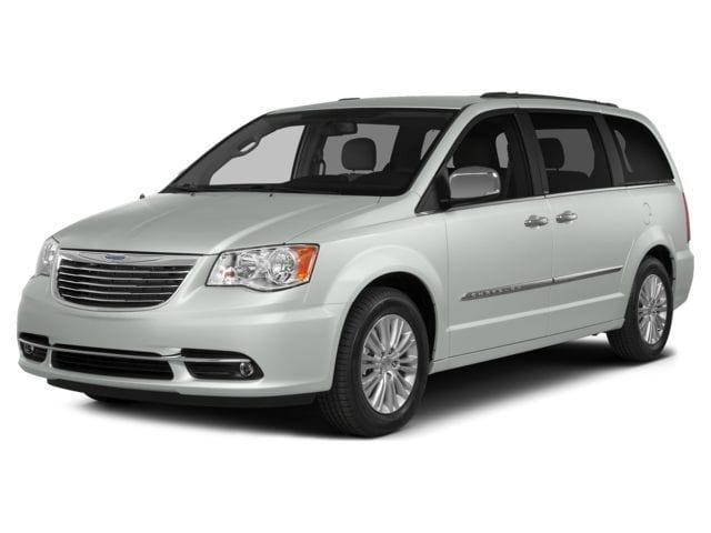2016 Chrysler Town & Country Van LWB Passenger Van
