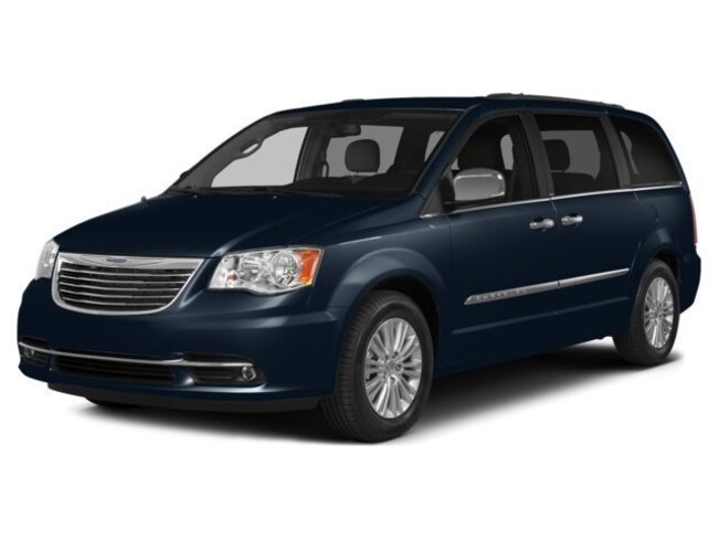 2016 Chrysler Town & Country 4dr Wgn Touring-L