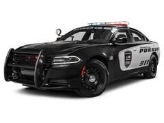 2016 Dodge Charger Police Sedan