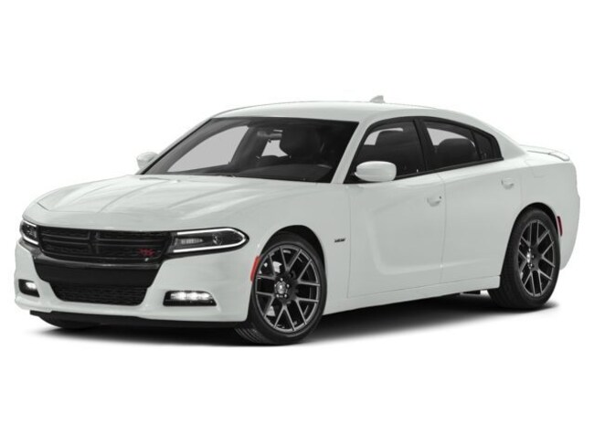 Used 2016 Dodge Charger R/T Scat Pack Sedan in Indianapolis, IN