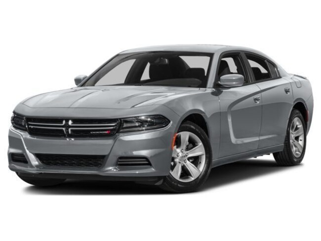 Used 2016 Dodge Charger SXT Sedan in Bennington, VT