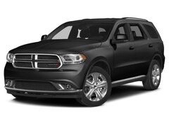 Certified Pre-Owned 2016 Dodge Durango Limited SUV for sale in Blairsville, PA