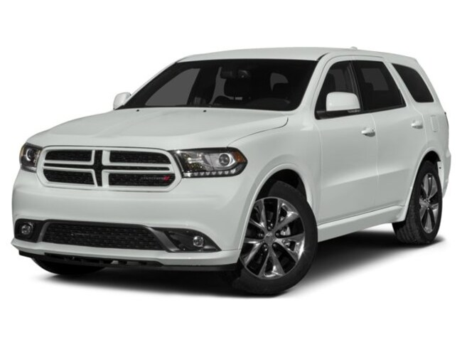 Used 2016 Dodge Durango R/T SUV for sale in Cooperstown, ND