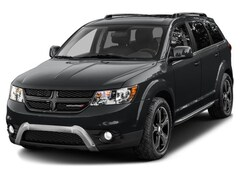 Used SUV 2016 Dodge Journey AWD 4dr Crossroad Plus Sport Utility in Utica, NY
