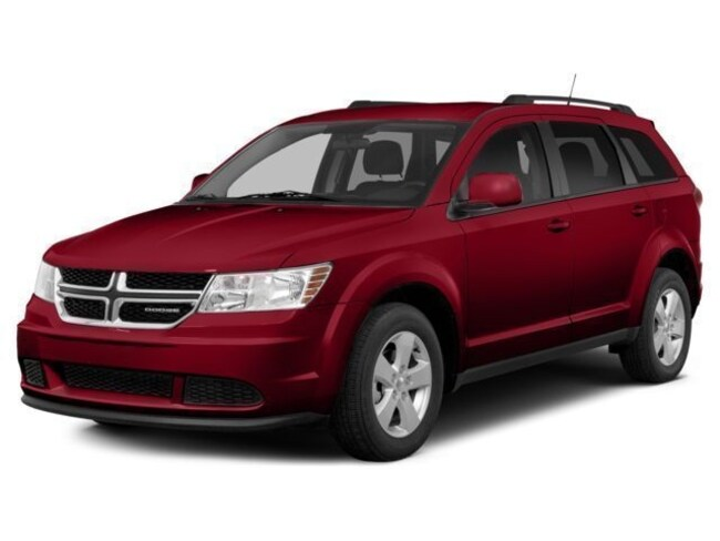 Used 2016 Dodge Journey SXT Sport Utility in Millbury near Worcester