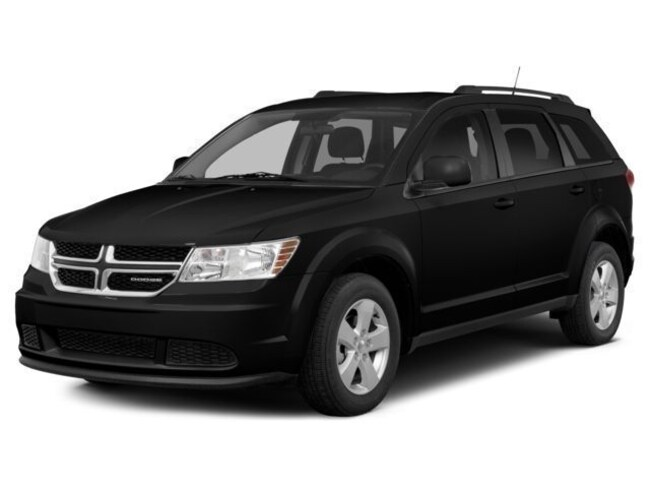 Certified 2016 Dodge Journey SXT SUV Exeter, NH