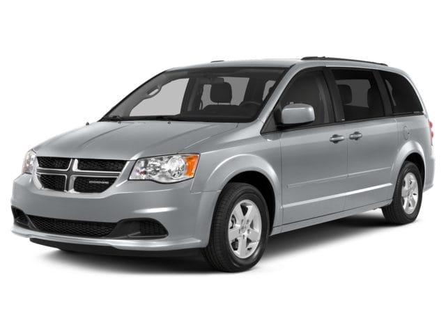 2016 Dodge Grand Caravan SE Plus Van
