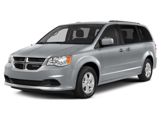 2016 Dodge Grand Caravan SE 4dr Mini Van Van