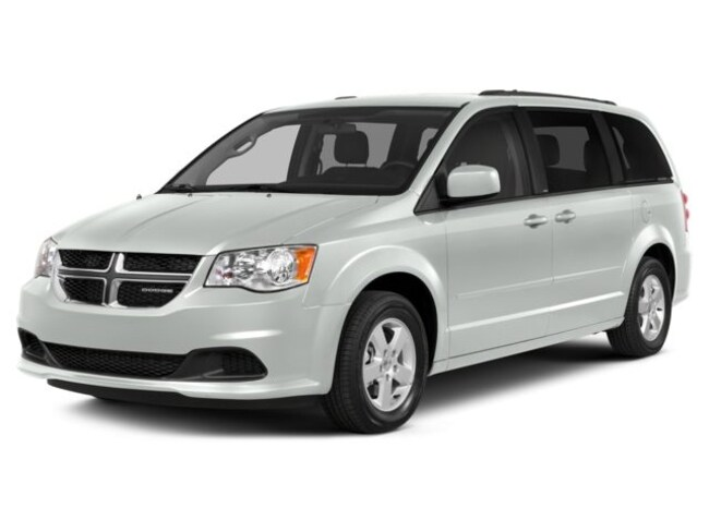 2016 Dodge Grand Caravan AMERICAN VALUE PACKAGE Passenger Van