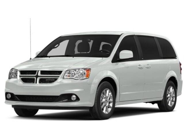 Used 2016 Dodge Grand Caravan R/T Passenger Van Butler, OH