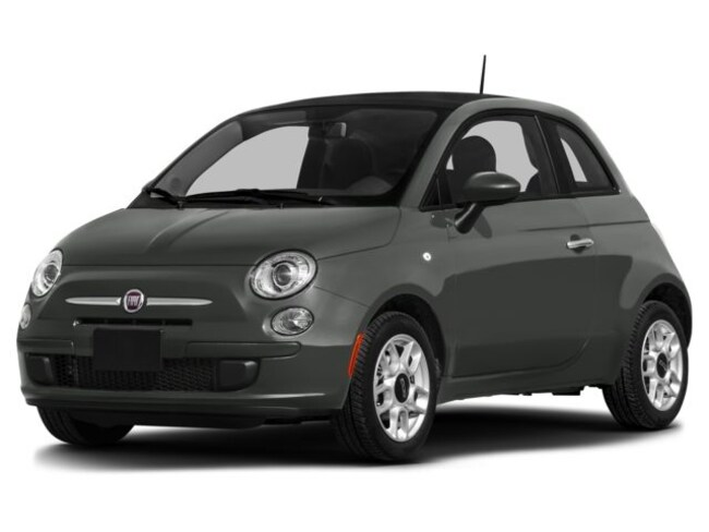2016 FIAT 500 2dr HB Pop Car