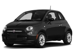 Used 2016 FIAT 500 Pop Hatchback For sale in Troy NY