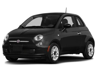 Used 2016 FIAT 500 Pop Hatchback