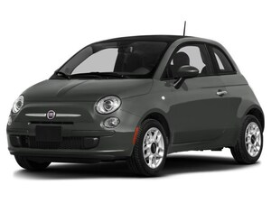 2016 FIAT 500 Easy Hatchback