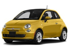 2016 FIAT 500 Easy Hatchback for Sale in Houston, TX at River Oaks Chrysler Jeep Dodge Ram