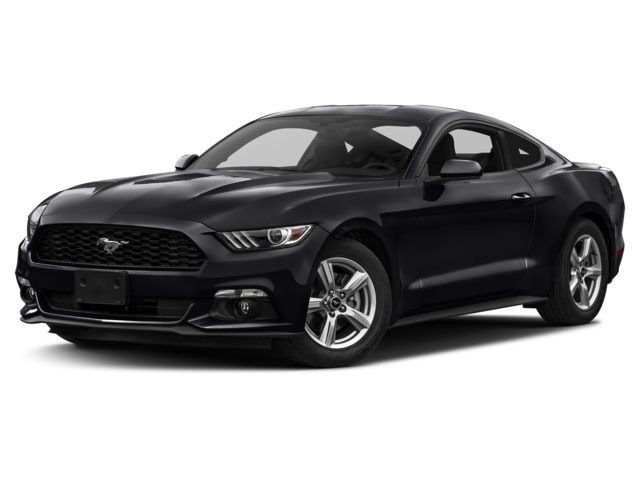 2016 Ford Mustang Cloth Coupe