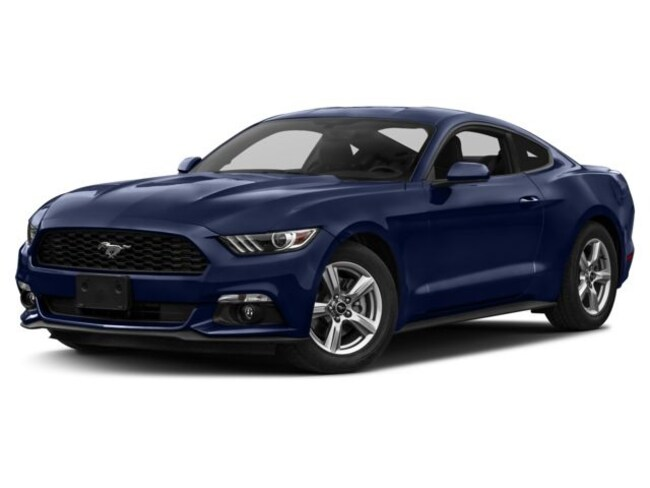 2016 Ford Mustang Fastback Ecoboost Coupe