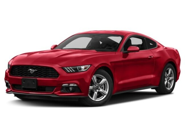 2016 Ford Mustang COUPE 2