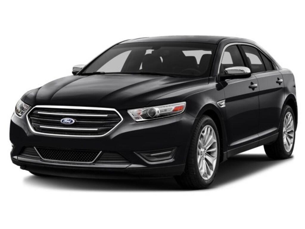 Ray Pearman Used Cars >> Used 2016 Ford Taurus For Sale Huntsville Al Vin