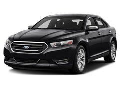 Used 2016 Ford Taurus For Sale in Leesville