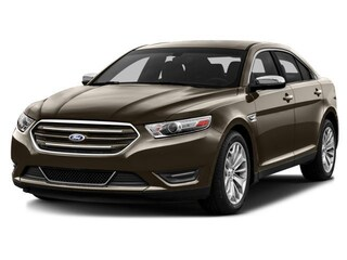 Used 2016 Ford Taurus Limited Sedan 1FAHP2F8XGG106261 for sale in Metter, GA at Metter Ford