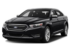 Certified Pre-Owned 2016 Ford Taurus Limited Sedan For Sale in Casper, WY