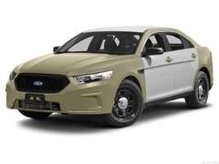 2016 Ford Sedan Police Interceptor PLCE Sedan