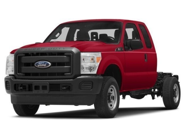 2016 Ford F-350 Chassis Cab Chassis Truck