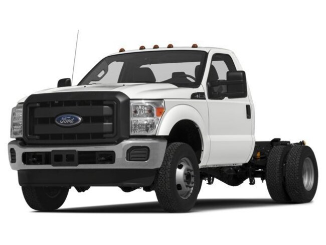 2016 Ford F-350SD XL Cab/Chassis
