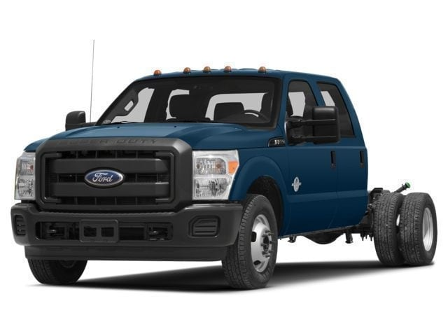 2016 Ford Super Duty F-350 DRW CAB AND CHASSIS
