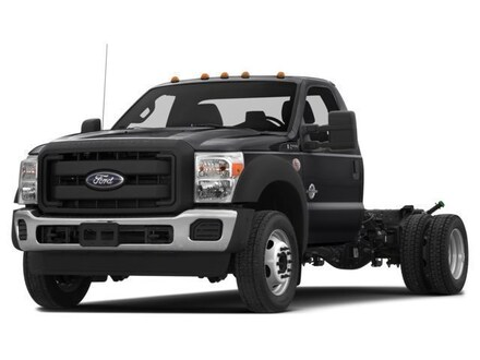 2016 Ford F-550SD DRW Truck