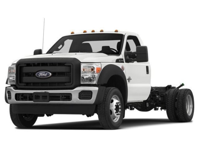 2016 Ford F-550 Chassis F-550 XL Commercial-truck