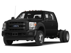 2016 Ford F-550 Chassis XL Truck Crew Cab