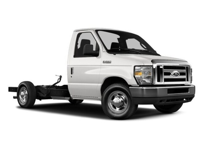 2016 Ford Econoline 350 Cutaway Chassis Truck