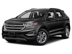 Used 2016 Ford Edge SEL Ford  SUV All-Wheel Drive with Locking and L for sale in Bryan, OH