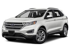 Used  2016 Ford Edge Titanium All-Wheel Drive with Locking and Limited-Slip Diff for Sale in Oneonta NY